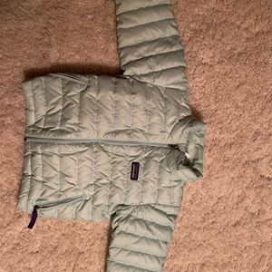 Patagonia toddlers size 2 winter jacket